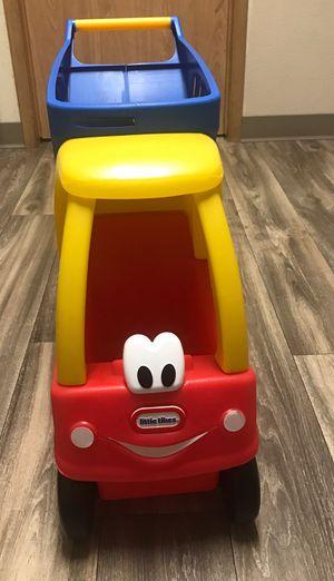 Little Tikes Cozy Shopping Cart for Sale in Redmond, WA