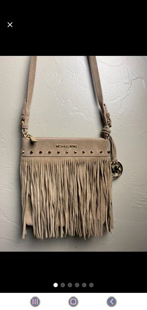 Michael kors fringe crossbody for Sale in Punta Gorda, FL