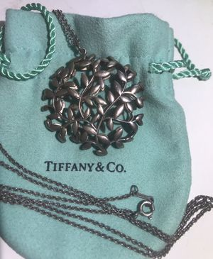 Tiffany & Co Necklace for Sale in North Hollywood, CA
