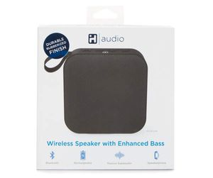 iHome Black Bluetooth Wireless Speaker With Enhanced Bass for Sale in Irmo, SC
