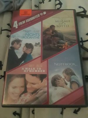Four Pack DVD for Sale in Virginia Beach, VA