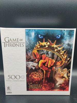 Game of Thrones Puzzle 500 Pc for Sale in Houston, TX