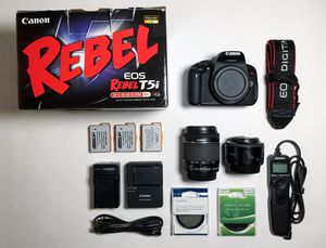 Canon rebel t5i dslr for Sale in Orlando, FL