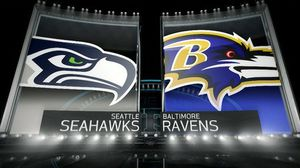 Seahawks vs ravens for Sale in Seattle, WA