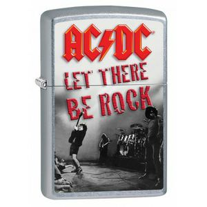 AC/DC Let There Be Rock Zippo Lighter for Sale in Daytona Beach, FL