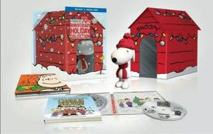 Peanuts 70th Anniversary HOLIDAY COLLECTION Bluray for Sale in Breinigsville, PA
