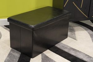 "Folding Storage Ottoman (Sales UOM - 3 Per BOX) ""WAREHOUSES CLOSEOUTS SALE UP TO 70% OFF"" for Sale in The Bronx, NY"