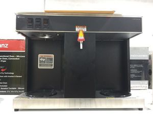 Coffee Maker commercial Maquina de cafe industrial Cafetera Bunn VLPF 3 4/5 gal for Sale in Miami, FL