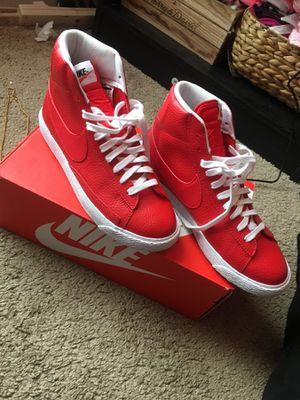 Nike Blazers mid (GS) for Sale in Rockville, MD
