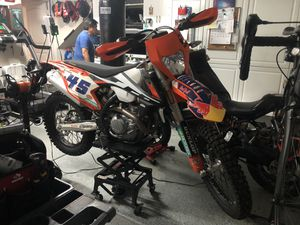 2017 KTM 500 EXC-F for Sale in Lakewood, CA