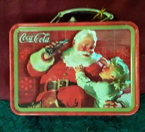Vintage Coca-Cola Santa Christmas Ornimate for Sale in Orlando, FL
