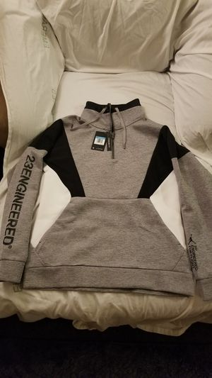 Nike Air Jordan Tech Fleece Jacket Sz Medium Brand New Kangaroo Pocket for Sale in San Diego, CA
