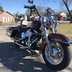 2000 Harley Davidson Heritage Softail Clasic for Sale in West Columbia, SC