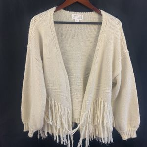 Loveriche Sweater Open Front Cardigan for Sale in Longmeadow, MA