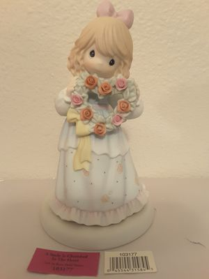 Uplifting Themed Precious Moments Porcelain Figurines for Sale in Brown Deer, WI