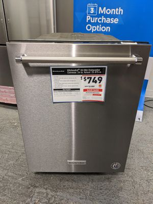 "New Kitchenaid Dishwasher 24""w $🏠🏦 for Sale in Torrance, CA"