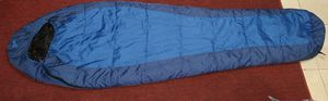 "ALPS Mountaineering Blue Springs 20 Sleeping Bag 86"" Long Camping for Sale in Garland, TX"
