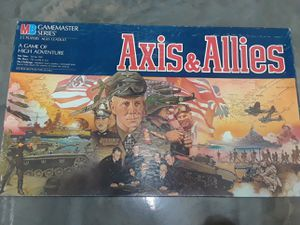 Axis & Allies board game for Sale in Fort Pierce, FL