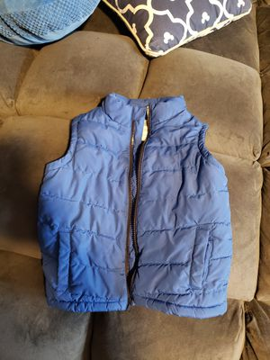 Toddler Puffy Vest for Sale in Tacoma, WA