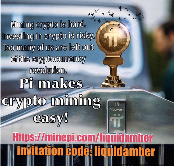 Free Mining New Crypto (Pi Network Coin) on Phone