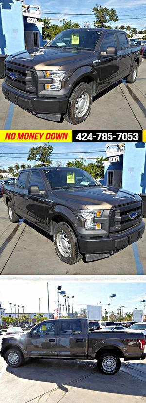 2017 Ford F150XL SuperCrew 6.5-ft. Bed 4WD 105k for Sale in South Gate, CA