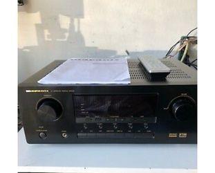 Marantz model SR-4200 5.1 surround sound receiver for Sale in Port Huron,  MI