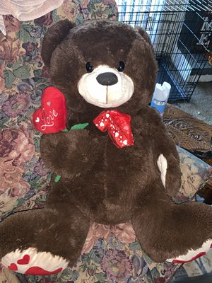 Giant teddy bear for Sale in Humble, TX