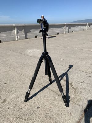 Slik Pro 700DX tripod for Sale in San Francisco, CA