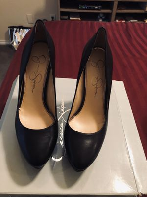 Jessica Simpson Black 7.5 Pump for Sale in Dallas, TX