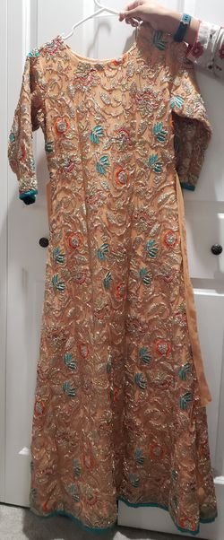 10-12yr Girls Full Length Maxi Dress for Sale in Redmond,  WA