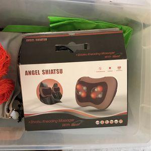 Angel Shiatsu Heated Massager for Sale in Del Mar, CA