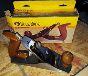 """Buck Brothers 9"""" Smooth Plane for Sale in Gaithersburg, MD"""