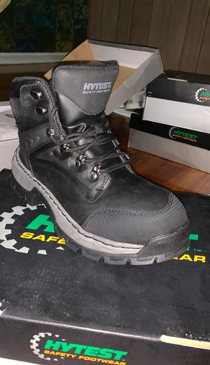 Hytest work boots for Sale in Skokie, IL