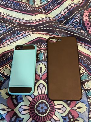 iPhone 5/5s and 6/7 plus cases for Sale in San Diego, CA