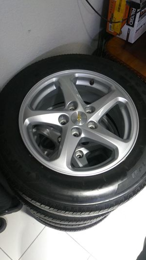 Rims for chevy malibu 2017 for Sale in Lehigh Acres, FL
