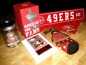 49ers package for Sale in Fresno, CA