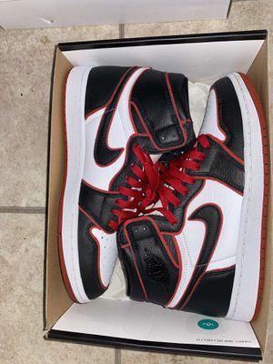 Air Jordan 1 High BLOODLINE SIZE 9.5 for Sale in South Amboy, NJ