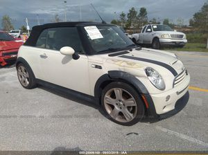 02-08 mini cooper S convertible r52 supercharger for Sale in Hialeah, FL