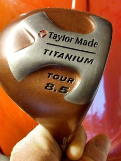 Taylormade Titanium Tour 8.5 GREAT CONDITION for Sale in Oklahoma City,  OK