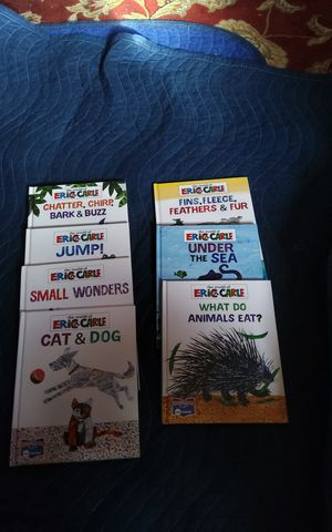 The World of Eric Carle Books for Sale in Spanaway, WA
