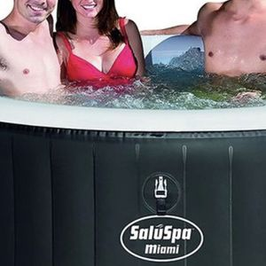 SaluSpa Miami Portable Hot Tub for Sale in Blacklick, OH
