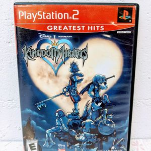 Disney Kingdom Of Hearts Playstation 2 PS2 for Sale in Ocoee, FL
