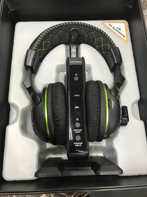 Turtle beach headset ps3/xbox 360 for Sale in Everett, WA