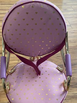 """18"""" doll Salon chair (No assembly required) for Sale in Covina,  CA"""