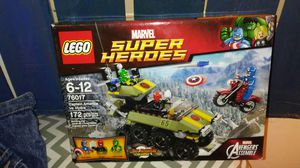Avengers Lego playset Captain America for Sale in Glassport, PA