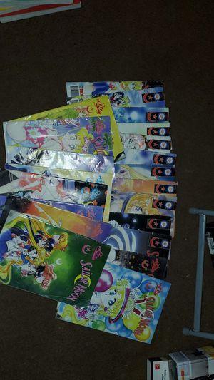 Sailor Moon Original Mixx/Tokyo Pop Release 1-22 (-20) for Sale in Richmond, VA