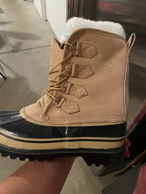 Steel Shank snow/work boot for Sale in Temecula, CA