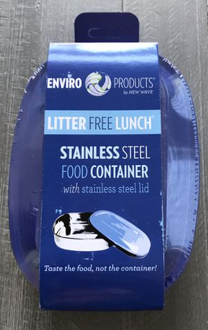 Enviro Products Reusable Stainless Steel Food Container for Sale in Rancho Santa Margarita, CA