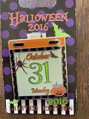 Stitch Vampire Halloween 2016 Hinged Disney Pin for Sale in San Juan Capistrano, CA