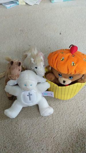 Stuffed animals for Sale in Gaithersburg, MD